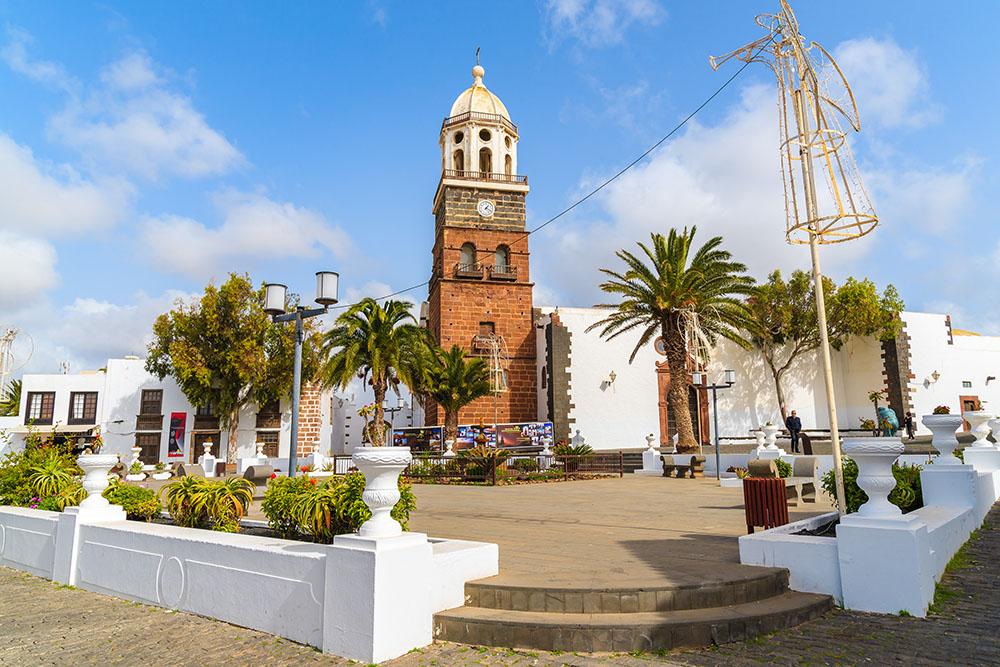 Iglesia de Guadalupe, Villa de Teguise